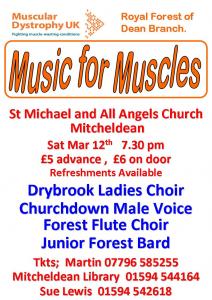 Flute choir charity concert pic
